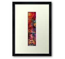 EXCALIBUR / Magic and Mystery Framed Print