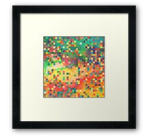 Discotized. Framed Print
