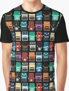 Pedal Board Graphic T-Shirt