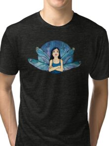 Space Wings Tri-blend T-Shirt