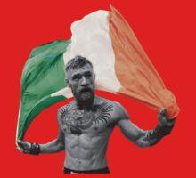 Conor McGregor UFC Fighter Irish Kids Tee