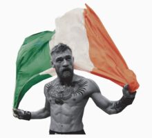 Conor McGregor UFC Fighter Irish One Piece - Long Sleeve