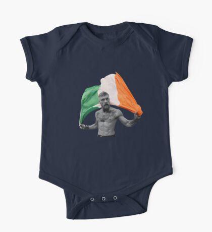 Conor McGregor UFC Fighter Irish One Piece - Short Sleeve