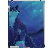 Blue Storm iPad Case/Skin