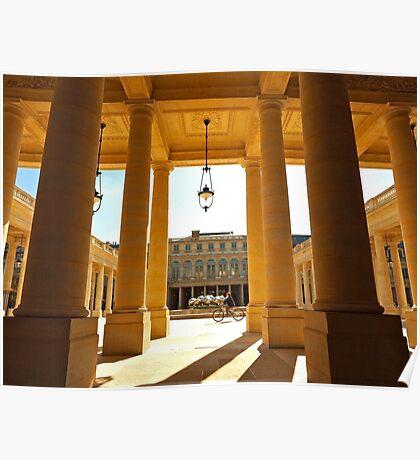 Le Palais-Royal Poster