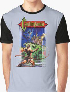 Simon Belmont Graphic T-Shirt