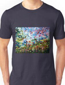 ENCHANTING SPRING - ABSTRACT Unisex T-Shirt