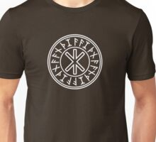 Odin's Protection No.2 (white) Unisex T-Shirt