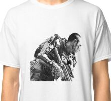Armed soldier Classic T-Shirt