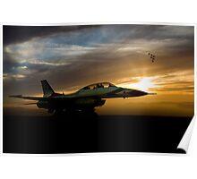 Thunderbird Routine Poster