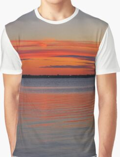Dawn's Colors - Heckscher State Park | Great River, New York Graphic T-Shirt
