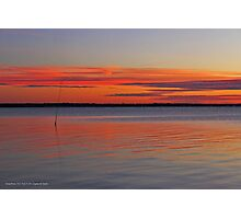 Dawn's Colors - Heckscher State Park | Great River, New York Photographic Print