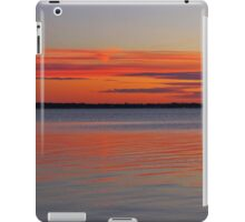 Dawn's Colors - Heckscher State Park | Great River, New York iPad Case/Skin