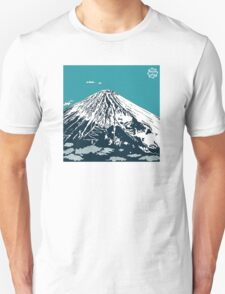 Mt Fuji from the Sky Unisex T-Shirt