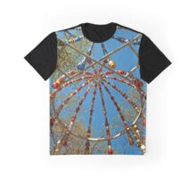 Colourful Canopy at the the Palais-Royal Graphic T-Shirt