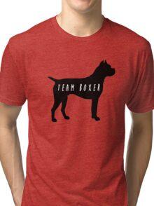 Team Boxer Tri-blend T-Shirt