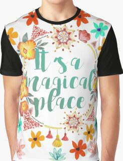 Tahiti. It's a Magical Place.  Graphic T-Shirt
