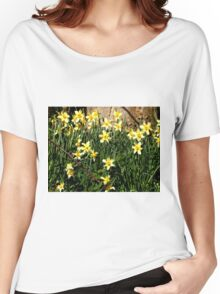 Beautiful spring flowers Women's Relaxed Fit T-Shirt