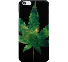 420 Green iPhone Case/Skin