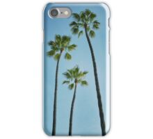 Three Palms iPhone Case/Skin