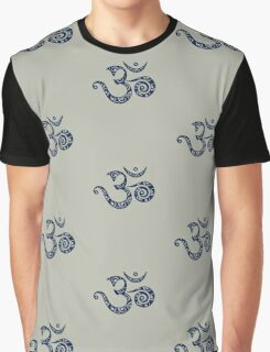 OM MANTRA - Buddhism - Symbol of spiritual strength  Graphic T-Shirt
