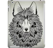 Mr Wolf iPad Case/Skin