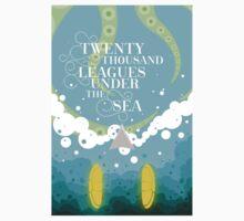 Twenty Thousand Leagues Under the Sea Baby Tee