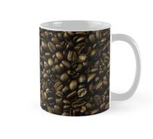 coffee beans in bulk a soft light  Mug
