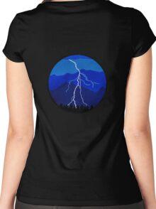 Coachella Tayvin Women's Fitted Scoop T-Shirt