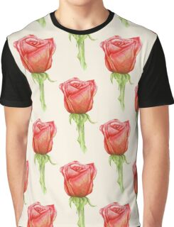 Rose_1 Graphic T-Shirt
