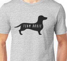Team Doxie – Dachshund, Dogs, Wiener Unisex T-Shirt