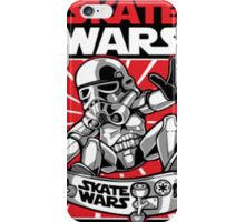 Wars Skateboard iPhone Case/Skin