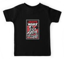 Wars Skateboard Kids Tee