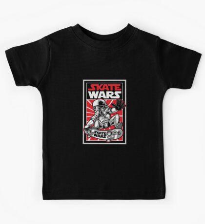Wars Skateboard Kids Tee