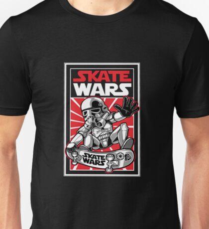 Wars Skateboard Unisex T-Shirt