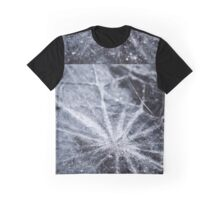 uniform crack in the ice  Graphic T-Shirt