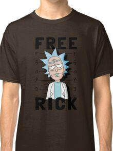Free Rick Sanchez Classic T-Shirt