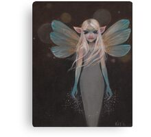 Firefly Faerie Canvas Print