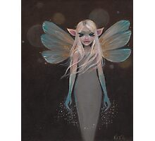Firefly Faerie Photographic Print