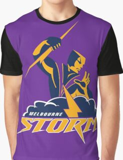 Melbourne STROM Graphic T-Shirt