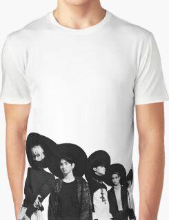 SHINee Everybody Black White Kpop Graphic T-Shirt