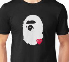 BAPE X COMME DES GARCON Unisex T-Shirt