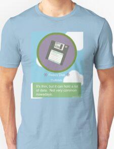 Katamari - Floppy Disk from Beautiful Katamari T-Shirt