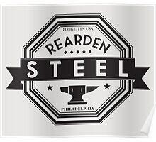 Rearden Steel Poster
