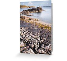Cove Rock Greeting Card