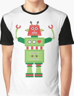 a humanoid 5 Graphic T-Shirt