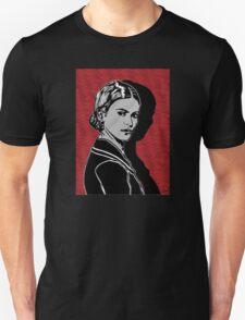 Frida Kahlo Portrait 1920s Unisex T-Shirt