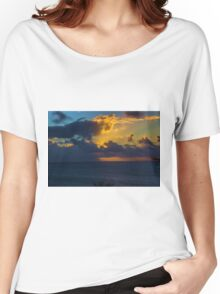 Sunrise in Paradise 1 Women's Relaxed Fit T-Shirt
