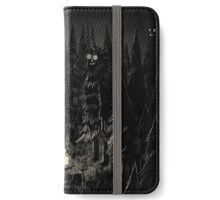 Forest is Alive iPhone Wallet/Case/Skin