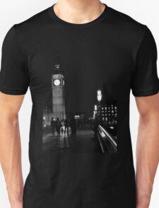 London Love At Night Unisex T-Shirt